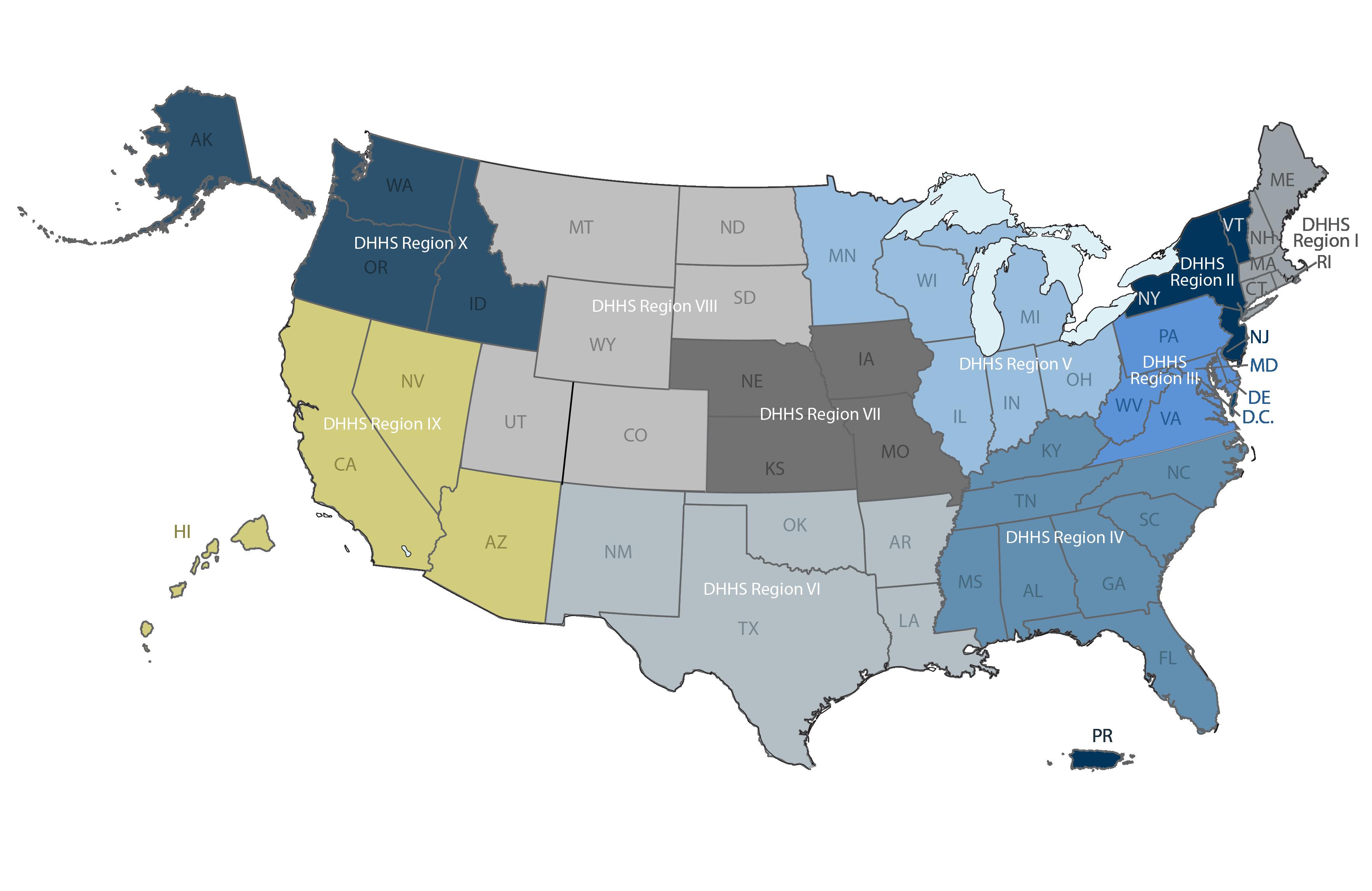 Map-Regions
